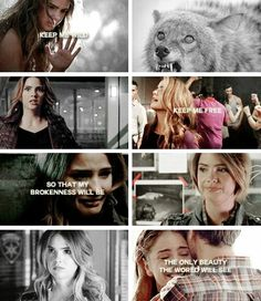 Malia Hale Tate #teenwolf tumblr