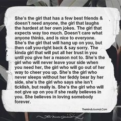 She Is The Girl
