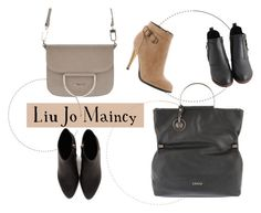 """Liu Jo Maincy"" by modaborse-net on Polyvore featuring moda, Alexander Wang e Michael Antonio"