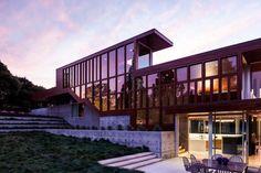 Vidalakis Residence in Portola Valley by Swatt | Miers Architects via @HomeDSGN