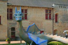 Les Dragons envahissent la Forteresse de Chinon jusqu'au 30 novembre ! Quelques photos ici : http://www.flickr.com/photos/chinontourisme/sets/72157634346115428/