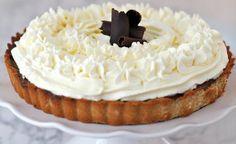 #Paleo Chocolate Pudding Pie with coconut milk