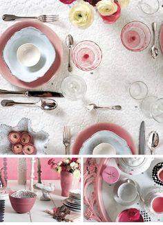 La Cucina Italiana - Tavola merletti a colazione #TuscanyAgriturismoGiratola