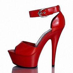 Women's+Shoes+Platform+Stiletto+Heel+Sandals+Shoes+More+Colors+available+–+EUR+€+48.50