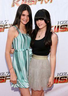 Jak šel čas   Kendall a Kylie Jenner   Marianne