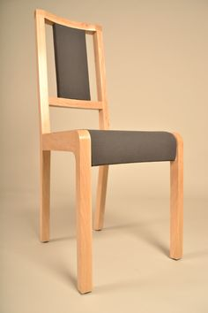 Simple dining chair on Behance