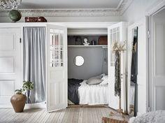 peinture pour chambre petit espace