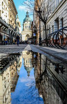 Mirror - Mirror. Budapest.