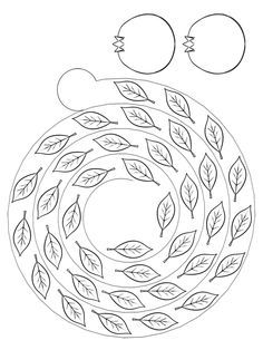 דפי צביעה להורדה - חגים - סוכות - ספירלת רימון לסוכה - אמוס ישראל - עבודות יצירה יצירות לקיץ חימר קל מלאכת יד