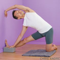 Yoga Poses | Side Body Stretches | Yoga Poses for the Side Body - Yoga Journal
