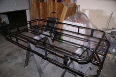 another no weld roof rack - Jeep Cherokee Forum Jeep Xj Mods, Jeep Zj, Truck Mods, Jeep Truck, Badass Jeep, Jeep Grand Cherokee Laredo, Cool Jeeps, Jeep Accessories, Futuristic Cars