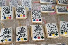 paint your own cookies - C&C Cooke company