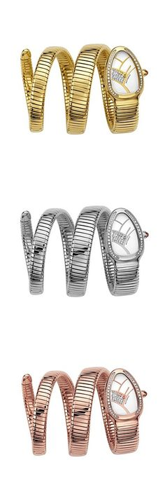 Have you ever seen this kind of watch? Love the spiral design! Have a look now!