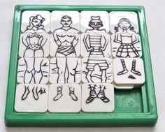 Puzzle Games, Tile, Vintage, Mosaics, Tiles, Vintage Comics, Primitive, Porcelain Tile