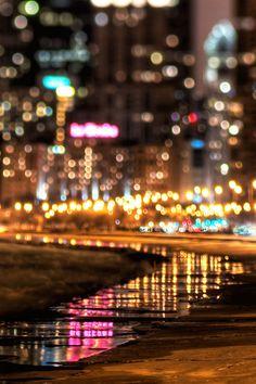 City Lights via stellarsky. www.albertalagrup.com