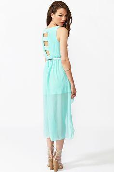 Marina Tail Dress