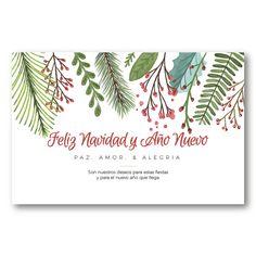 Imagen de Naturaleza Paz :: tarjetas para navidad y fin de año