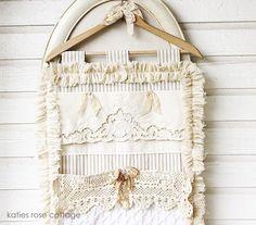 Handmade Pocket Wall Hanging