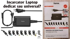 De ce am cumparat un incarcator universal pentru laptop Hama 00200002 in... Acer, Laptop, Products, Hama, Laptops, Gadget