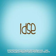 Idse(Voor meer inspiratie, en unieke geboortekaartjes kijk op www.heyboyheygirl.nl)