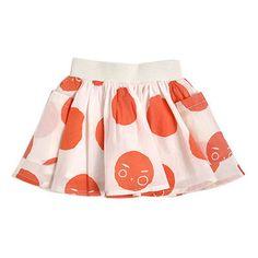 Red Nar Skirt by Nadadelazos - Junior Edition - 1