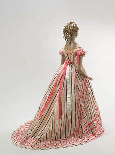 Robe à Transformation,1866.  Musée Galliera de la Mode de la Ville de Paris