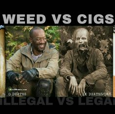 Food for thought. I've never smoked either but they got a point