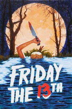 'Friday The 13th' by Robert Tanenbaum