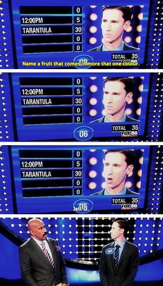"Sure! | 19 Times ""Family Feud"" Contestants Spoke The Damn Truth"