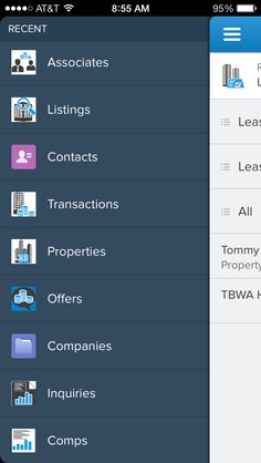 New Salesforce Chatter Mobile App.  Instant access to everything from your contacts to your listings, offers, and transactions