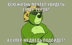 #МудрыйМедведь