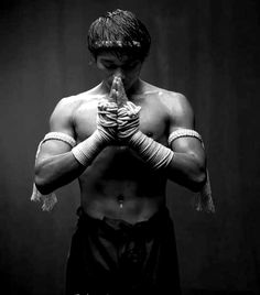 I love Tony Jaa. He has become my favorite person to watch in movies. He is a Thai martial artist, specializing in Muay Thai. He is an actor, action choreographer, film producer and director, stuntman, physical educator and has spent time as a Buddhist Monk. He is mesmerizing to watch and I love what his characters stand for.