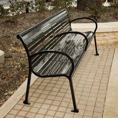 Scarborough Seat - Artform Urban #artformurban #streetfurniture