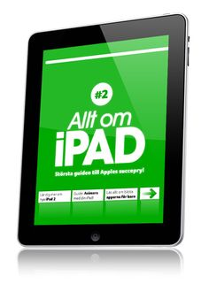 Finally you can read your favorite magazine on your favorite gadget. Allt om iPad unites the best from the paper issue and the website. It is a magazine where photos, illustrations and beautiful design goes together perfectly. But it also a digital product, containing videos and interactive function. An excellent integration of MacWorld and iPad.