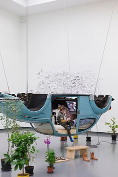 Installation view Once Upon a Time, second floor. 2013, photo Peter Cox.    Van Abbemuseum Eindhoven