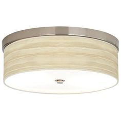 Dinning area comes in lots of colors and patterns Birch Blonde Giclee Energy Efficient Ceiling Light