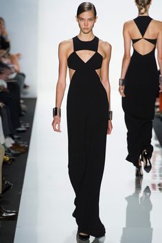 Michael Kors Spring 2013 RTW - Review - Fashion Week - Runway, Fashion Shows and Collections - Vogue