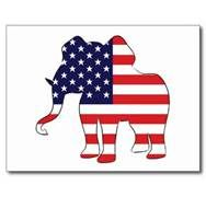 republican elephant - Bing Images