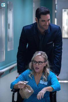 Lucifer season 2 | Promo images for Lucifer Season 2 Episode 16 – 'God Johnson'