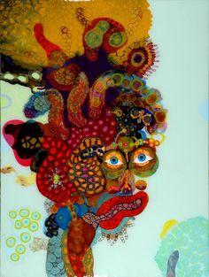 El Hurgador [Arte en la Red]: Bruce Riley [Pintura]