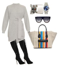 """""""af"""" by ace-finn-nyc on Polyvore featuring Proenza Schouler, River Island, CÉLINE, Rolex and Forever 21"""