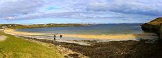 Beach near St. John's point, County Donegal, Republic of Ireland