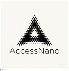 Designspiration — AccessNano logo