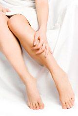 Huile circulatoire pour jambes lourdes