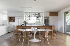 A midcentury ranch house kitchen reinvented: LA remodel by Barbara Bestor + DISC Interiors, Laura Joliet photo | Remodelista