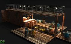 container cafes - Google Search