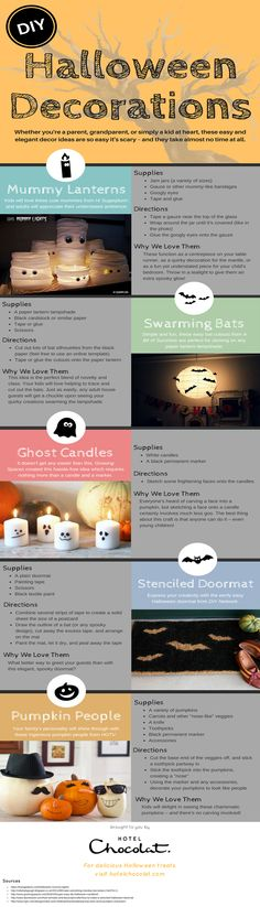 are you ready to make some awesome DIY Mummy Lights & MORE amazing halloween projects? learn how to make easy halloween decor for a perfect halloween party! This round up post features 5 of the best DIY halloween ideas for kids to make Diy Halloween Gifts, Diy Halloween Home Decor, Halloween Decorations For Kids, Diy Holiday Gifts, Balloon Decorations Party, Halloween Ideas, Happy Halloween, Freundlich, Lights