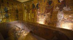 Η ΜΟΝΑΞΙΑ ΤΗΣ ΑΛΗΘΕΙΑΣ: «Βρέθηκαν» δύο κρυφοί θάλαμοι στον τάφο του Τουταγ...