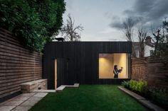 Dépendance d'une maison à Londres par Eastwest Architecture - Journal du Design