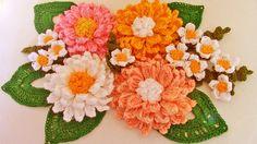 En este vídeo les enseño hacer paso a paso un hermoso arreglo con flores…